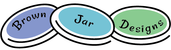 Logo for Brownjar Designs with a link to the home page